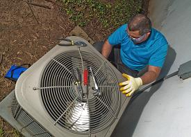 end-of-season a/c maintenance, Long Island, New York
