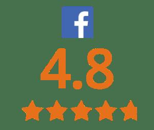 Google Star Rating 4.8