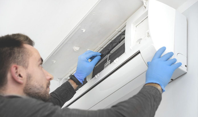 Ductless Heating Air Conditioning Repair