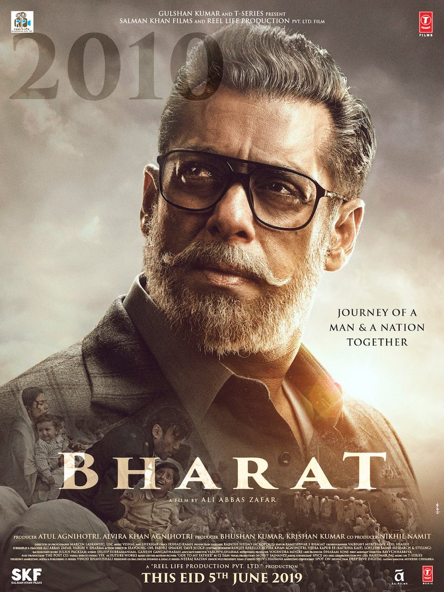 Bharat First Look Poster