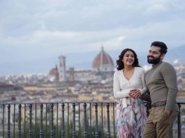 RED Movie songs shooting in Italy