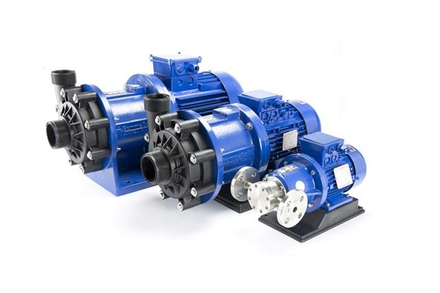 Gemmecotti Magnetic Drive Pumps