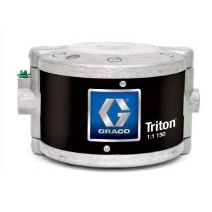 Graco® Triton Diaphragm Pump 233777 - Stainless Steel