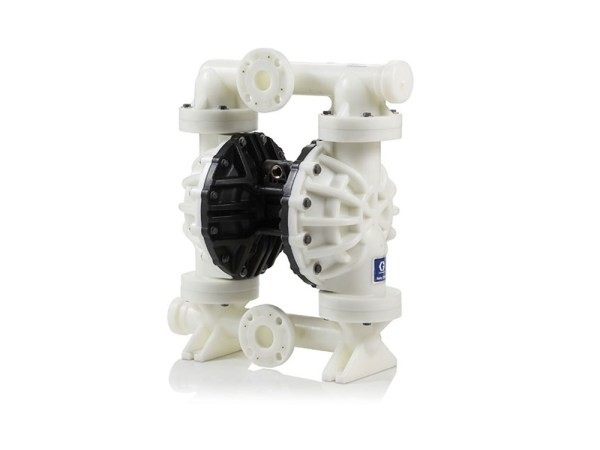 "Graco¨ 653537 Huskyª 2"" Diaphragm Pump With Polypropylene Centre Section & Body (PVDF Seats"