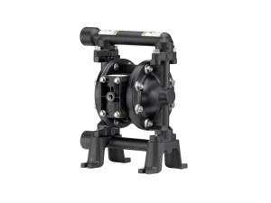 "Aro¨ PE07R-BAS-FTT-ADF Compact Series 3/4"" Diaphragm Pump With Conductive Polypropylene Centre Section and Aluminium Body (Aluminium Seats"