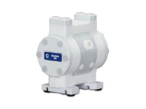 "Graco¨ Chemsafeª 205 1/4"" Overmolded PTFE/EPDM Air Diaphragm Pump - 24X430 - BSPT Thread"