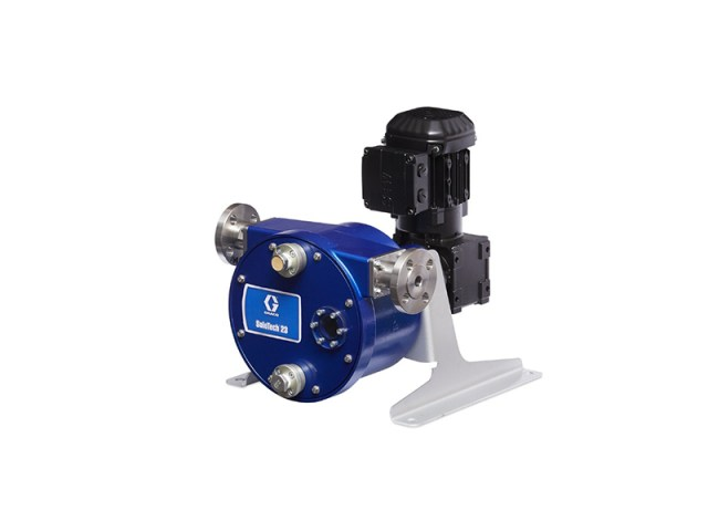 graco solotech peristaltic pump