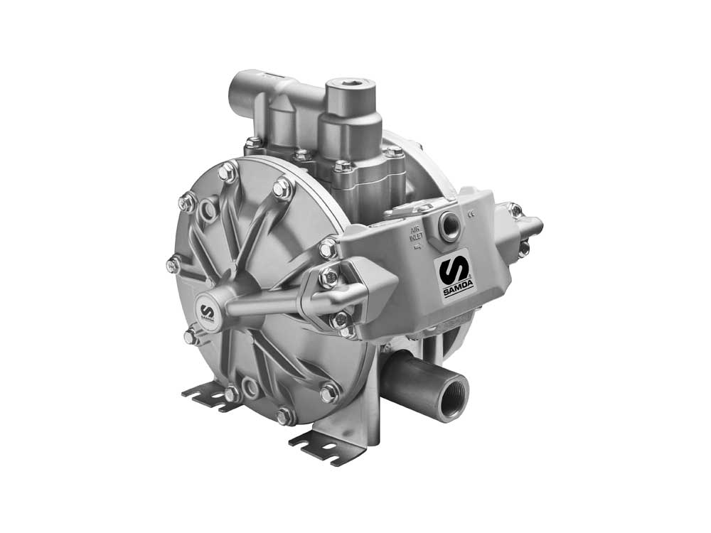 samoa air operated diaphragm pumps