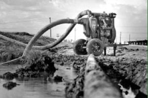 pump history 1933