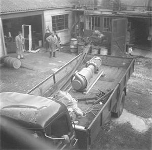 pump history 1946