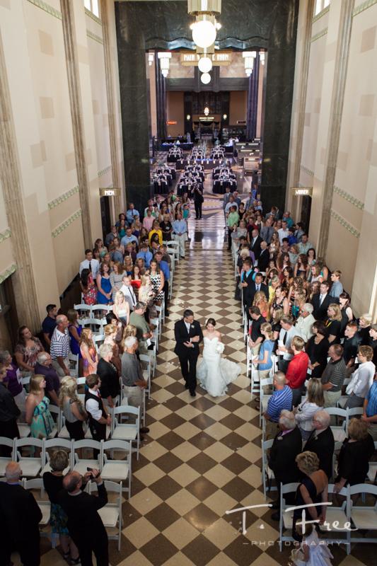 Durham Museum Wedding Omaha Photographer Brian Amp Mariah 183 T Free Photography