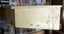 bird nightstand
