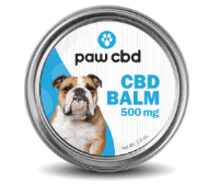 An image of CBD Balm Topicals - CBD for pets