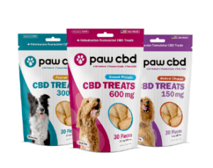 An image of Hard Chews - CBD for pets
