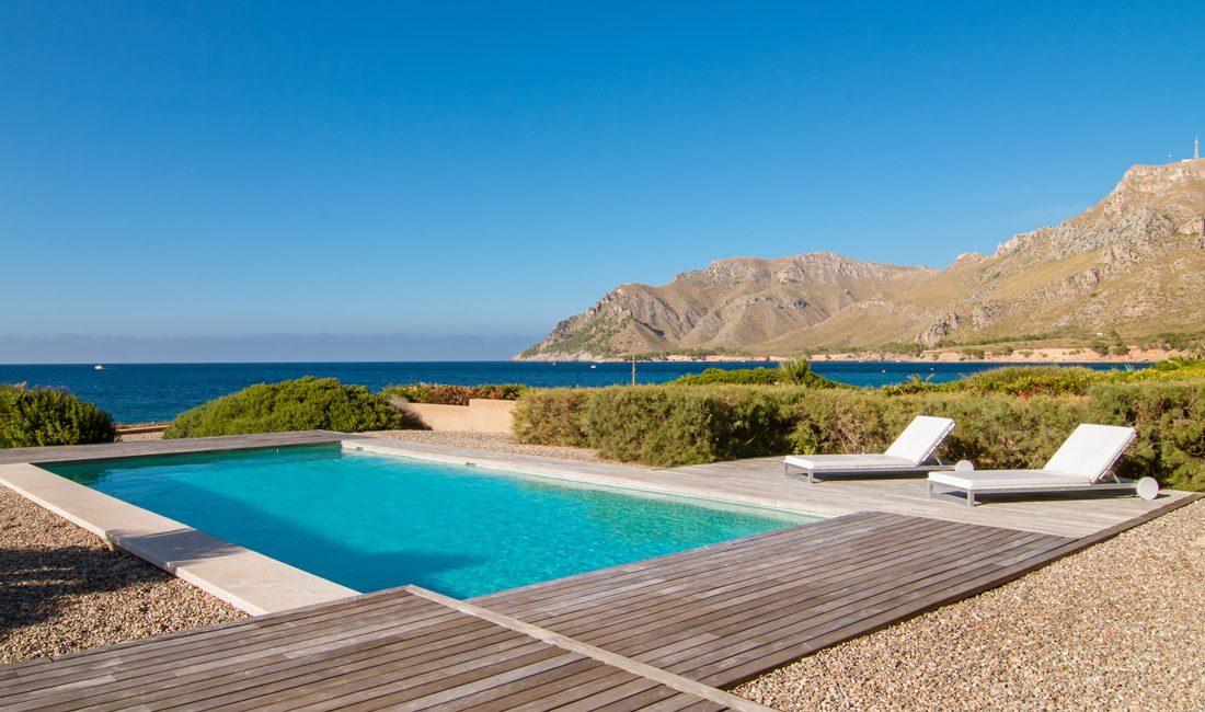 Die Schönsten Pools Der Ferienhäuser Am Mittelmeer  The