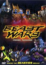 beast wars transformers cartoon