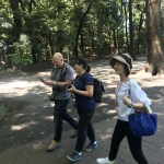 Sunny Day Tour During Rainy Season — @Meiji Jingu Shrine & Harajuku on June 16, 2019
