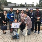 Tour report on Dec. 21, 2019 (The East Garden of the Imperial Palace)