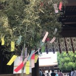 Tokyo Now #7:  Tanabata,   the Star Festival,  on the seventh day of the seventh month (July 7)