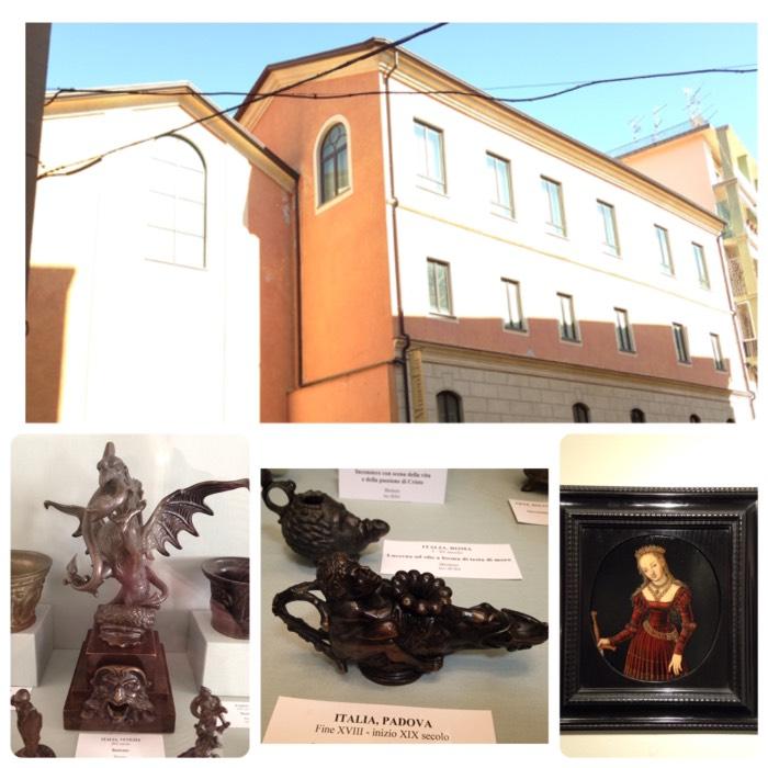 アメデオ・リア美術館。