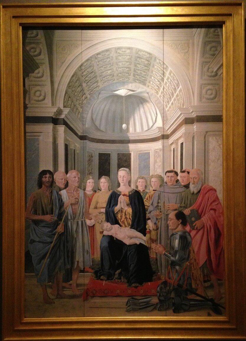 ブレラ祭壇画