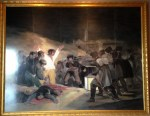 1808年5月3日:プリンシペ・ピオの丘での銃殺