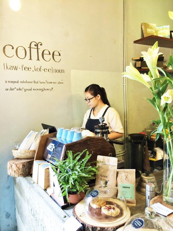 ベトナムホイアンの隠れ家カフェ「The Espresso Station」
