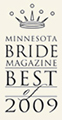 Minnesota Bride Magazine Best of 2009