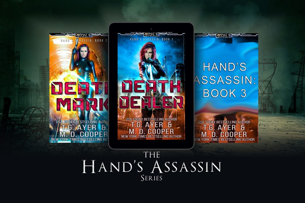 The Hand's Assassin Series