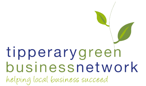 A picture of the Tipperary Green Business Network Logo