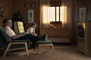 Matt Damon as Gardner and Noah Jupe as Nicky