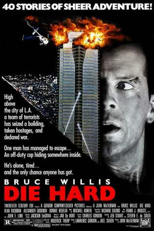 Die Hard Poster 2