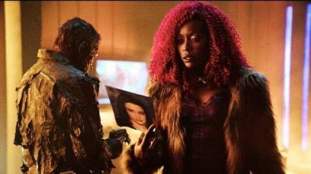 Anna Diop in Titans (2018)
