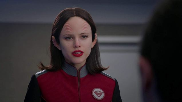 Halston Sage in The Orville (2019)