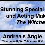 """Andrea's Angle   Stunning Special Effects and Acting Make Up """"The Witches"""""""