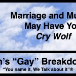 """Ben's """"Gay"""" Breakdown 