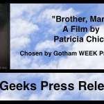"""The Gotham WEEK Project Market Selects """"Brother, Man"""" by Patricia Chica"""