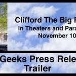 """""""Clifford the Big Red Dog"""" – Final Trailer – In Theaters November 10th and Paramount +"""