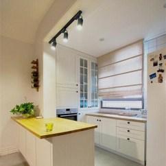 Easy Kitchen Remodel Planning Tool 简单厨房装修效果图时尚大方厨房装修设计 按空间查看 案例 齐家网 这是一款北欧小户型厨房装修效果图 开放的厨房设计让整个空间显得比较开阔 大面积的操作台可放置些小家电等物品 经过加宽处理的吧台 在两个人吃饭的时候也可作为