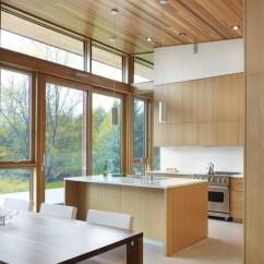 Kitchen Islands Ikea Crosley 舒适宜家风开放式厨房岛台设计 齐家网装修效果图