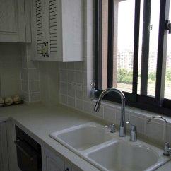 Tuscany Kitchen Faucet Costco Island 美式现代设计装潢风格厨房水龙头安装 齐家网装修效果图