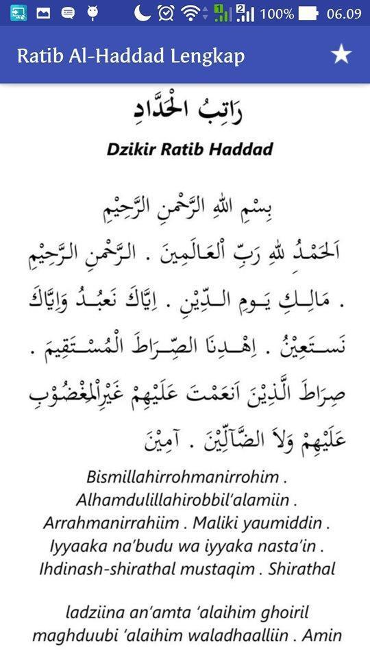 Ratib Al Haddad Pdf : ratib, haddad, Download, Ratib, Haddad, Tglasopa