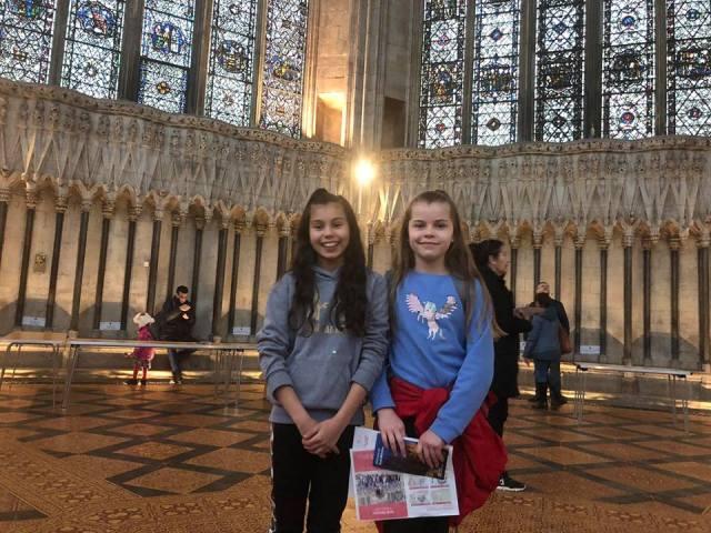 York Minster visit