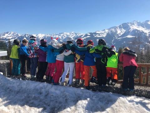 Easter School Ski Trip
