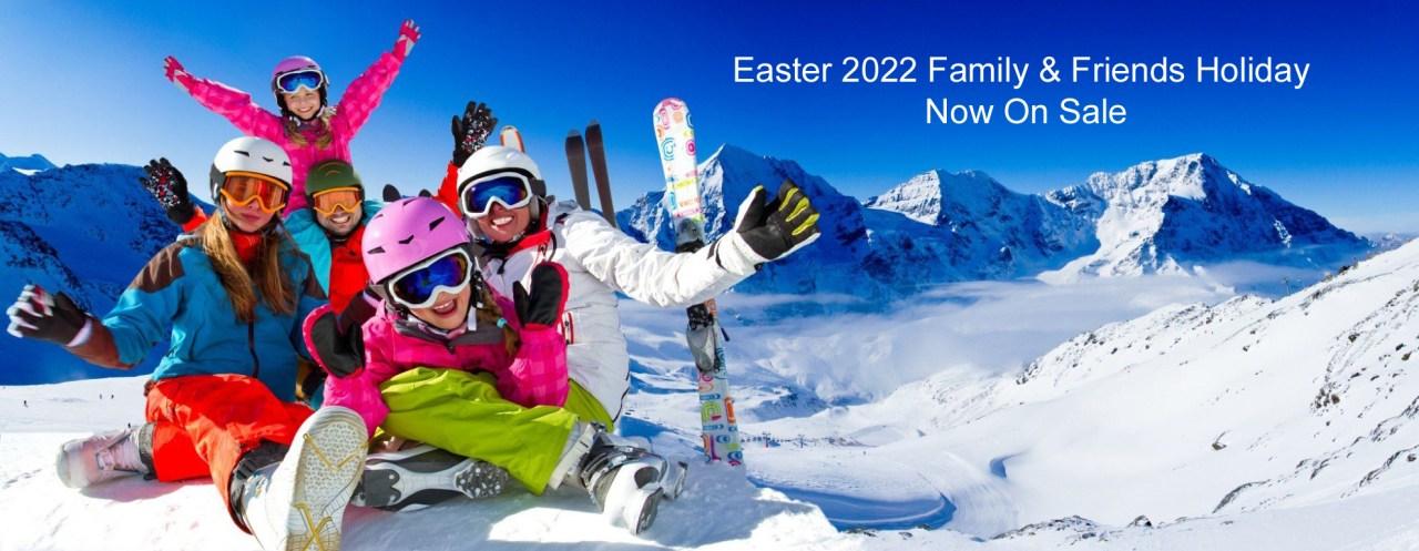 Easter ski trip