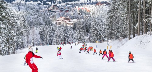Junior School Ski Holiday Lessons