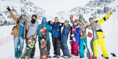 Snowsports Holidays