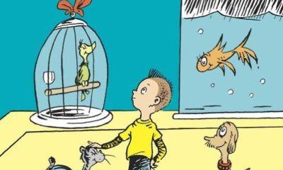 What Pet Should I Get? New Dr. Seuss book