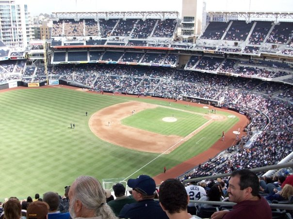 Underrated MLB Ballparks PETCO Park US Marines