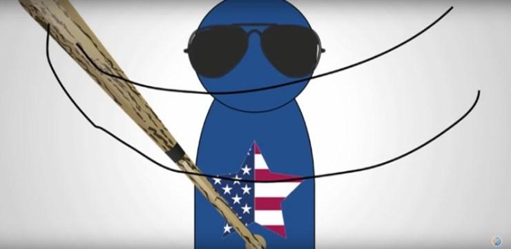 American freedom stick AlternateHistoryHub